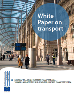 3rd TRANSPORT WHITE PAPER 2014-2020